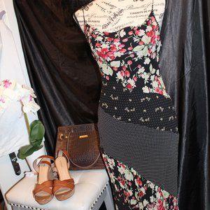 Head-turning Silk Express Dress (3/4)